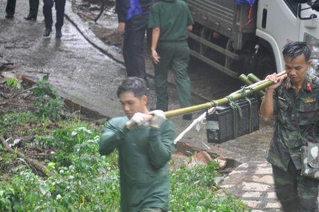Dua may bay roi tai Ba Ria - Vung Tau xuong nui - Anh 3