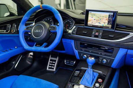 Audi RS7 'dien ao moi' cua Porsche - Anh 3
