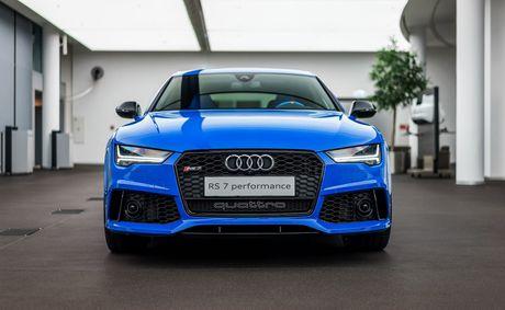 Audi RS7 'dien ao moi' cua Porsche - Anh 4
