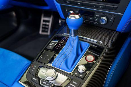 Audi RS7 'dien ao moi' cua Porsche - Anh 6