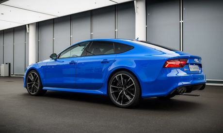 Audi RS7 'dien ao moi' cua Porsche - Anh 9