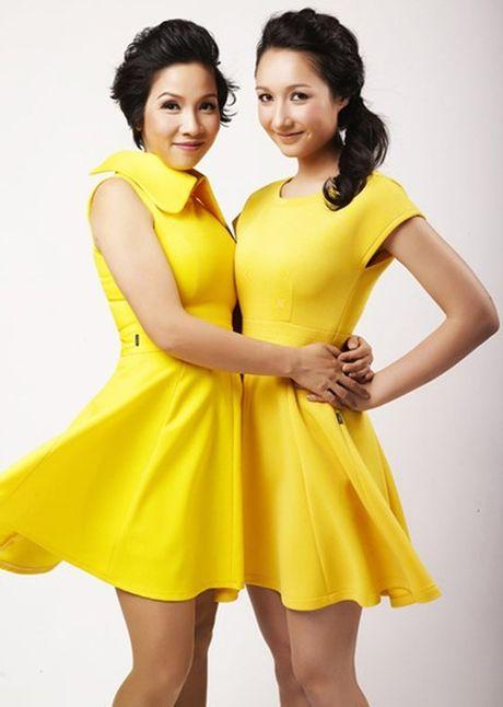 Anna Truong lan dau trai long ve me ke - Diva My Linh - Anh 5