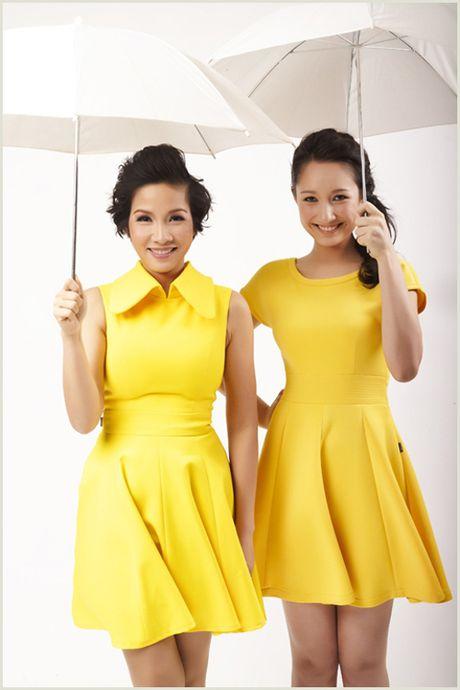 Anna Truong lan dau trai long ve me ke - Diva My Linh - Anh 7