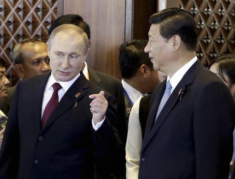 Trung Quoc, An Do 'doi dau' - Nga kho xu vi ban vu khi? - Anh 2