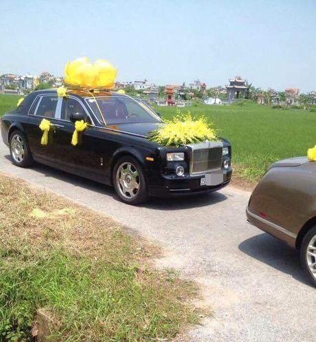 Nam Dinh: Dam tang voi hon 30 xe sang ruoc le gay xon xao - Anh 6
