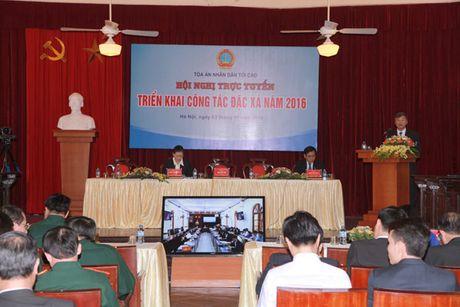Pham nhan thi hanh an tot duoc 1/3 thoi gian duoc de nghi dac xa - Anh 1