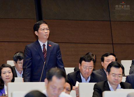 Bo truong Tran Tuan Anh: Du an 'dap chieu' khong loai tru viec co y vi pham phap luat - Anh 1