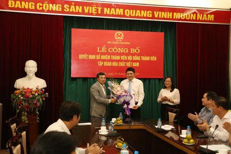 Bo Cong Thuong len tieng ve viec Nguyen Tong Giam doc PVTex 'di chua benh o nuoc ngoai' - Anh 1