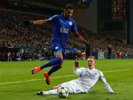 Copenhagen - Leicester City: Ky luc dang nho - Anh 1