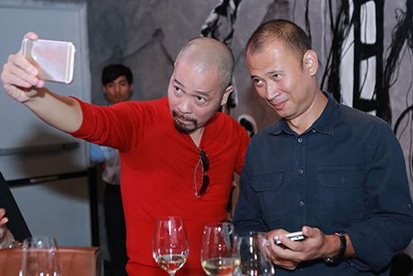 """BTV Long Vu, Ta Bich Loan rang ro """"tai xuat"""" ben Duc Hung - Anh 3"""