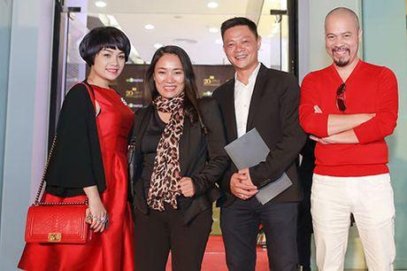 """BTV Long Vu, Ta Bich Loan rang ro """"tai xuat"""" ben Duc Hung - Anh 5"""