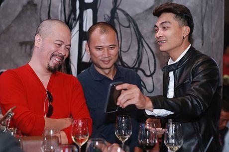 """BTV Long Vu, Ta Bich Loan rang ro """"tai xuat"""" ben Duc Hung - Anh 7"""