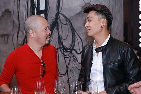 """BTV Long Vu, Ta Bich Loan rang ro """"tai xuat"""" ben Duc Hung - Anh 8"""