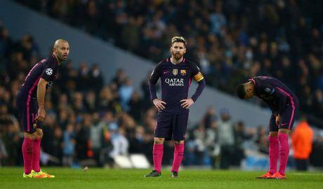 "Lo thu pham khien Messi suyt ""tan"" nhau voi sao Man City - Anh 1"