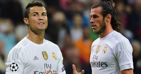 """Real: Da den luc Ronaldo """"nhuong so 7"""" cho Bale - Anh 1"""
