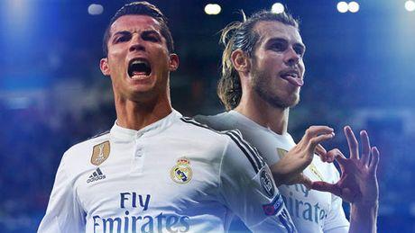 """Real: Da den luc Ronaldo """"nhuong so 7"""" cho Bale - Anh 3"""