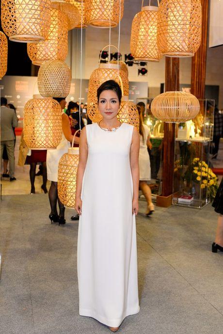My Linh, Thanh Tu, Toc Tien do sac tren tham do 'Fashion Week 2016' - Anh 10