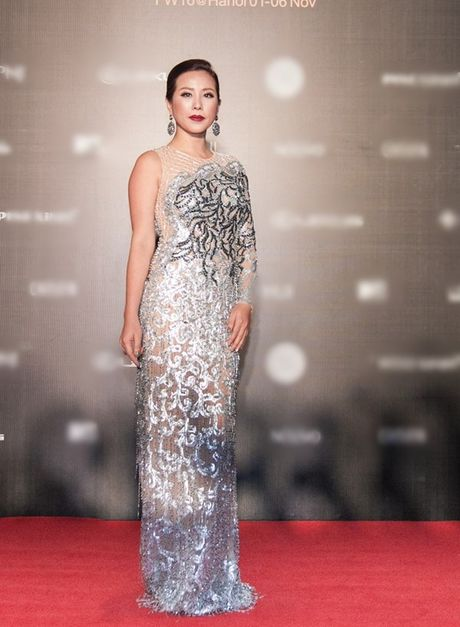 My Linh, Thanh Tu, Toc Tien do sac tren tham do 'Fashion Week 2016' - Anh 14