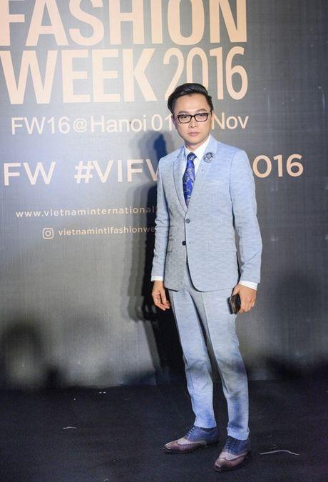 My Linh, Thanh Tu, Toc Tien do sac tren tham do 'Fashion Week 2016' - Anh 21