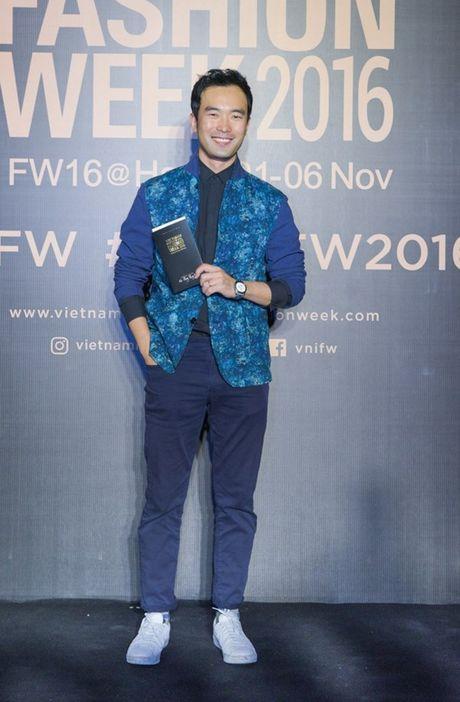 My Linh, Thanh Tu, Toc Tien do sac tren tham do 'Fashion Week 2016' - Anh 23
