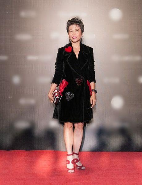 My Linh, Thanh Tu, Toc Tien do sac tren tham do 'Fashion Week 2016' - Anh 24