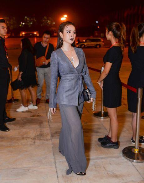 My Linh, Thanh Tu, Toc Tien do sac tren tham do 'Fashion Week 2016' - Anh 6