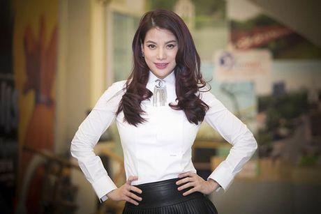 Truong Ngoc Anh moi nhom nhac Han Quoc tham gia phim moi - Anh 1
