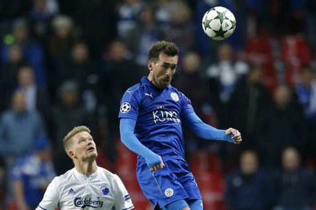 Leicester City lap ly luc o Champions League - Anh 1