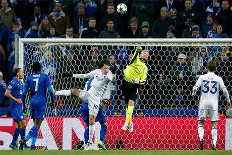 Leicester City lap ly luc o Champions League - Anh 2
