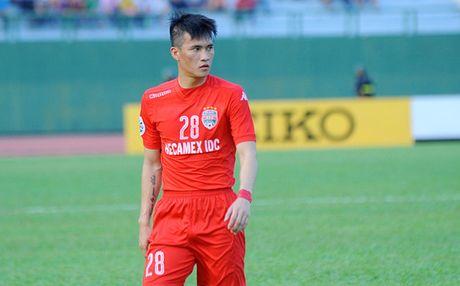 BAN TIN The thao: Chia tay B.Binh Duong, Cong Vinh sang chau Au thi dau? - Anh 1