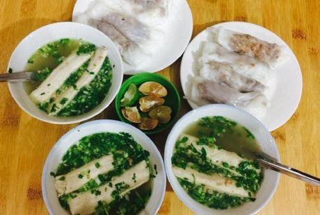 Len Cao Bang nho an banh cuon - Anh 1