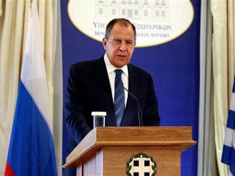 Ngoai truong Nga: Can cham dut khung hoang Syria cang som cang tot - Anh 1