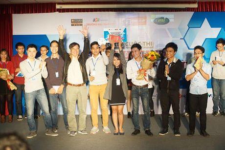 'Lo dien' quan quan cuoc thi khoi nghiep Start-up Uni - Anh 1