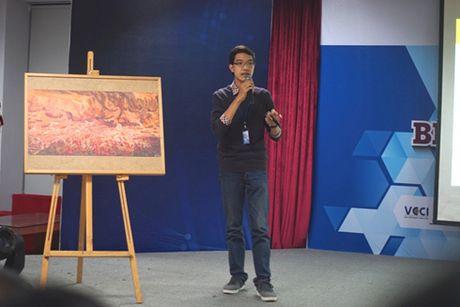 'Lo dien' quan quan cuoc thi khoi nghiep Start-up Uni - Anh 2
