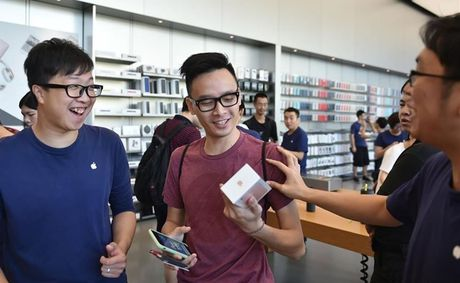 Vi sao doanh so iPhone 7 tai Trung Quoc giam manh? - Anh 3