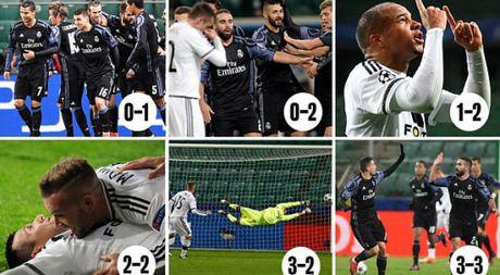Real Madrid lo chuyen tau som - Anh 1