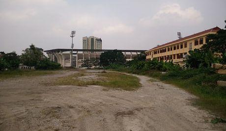 Cong trinh the thao xay 15 nam chua xong - Anh 2