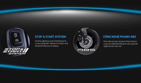 Cong bo chi tiet tay ga Yamaha NVX 155cc tai Viet Nam - Anh 5