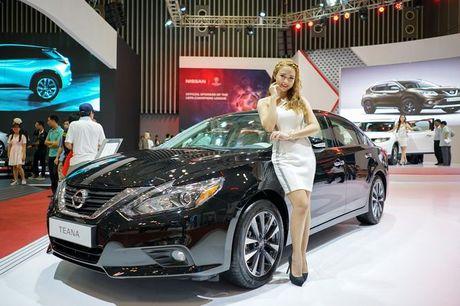 Chi tiet Nissan Teana 2016, doi thu gia 1,5 ty cua Toyota Camry - Anh 1