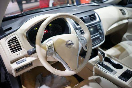 Chi tiet Nissan Teana 2016, doi thu gia 1,5 ty cua Toyota Camry - Anh 3
