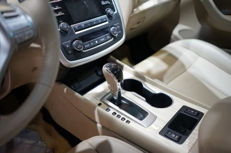 Chi tiet Nissan Teana 2016, doi thu gia 1,5 ty cua Toyota Camry - Anh 4