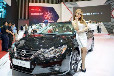 Chi tiet Nissan Teana 2016, doi thu gia 1,5 ty cua Toyota Camry - Anh 6