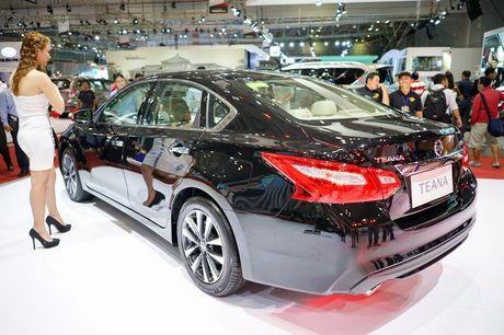 Chi tiet Nissan Teana 2016, doi thu gia 1,5 ty cua Toyota Camry - Anh 8