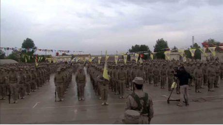 Nguoi Kurd tuyen bo chuan bi thanh lap quan doi rieng - Anh 1