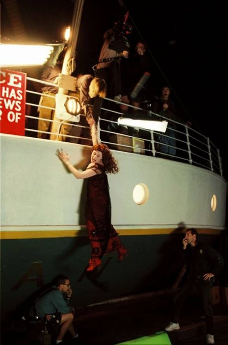 He lo loat anh hau truong thu vi cua Titanic - Anh 5