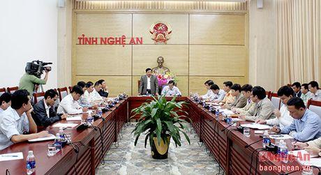 Den 15/12, thong xe tuyen duong N5 phuc vu san xuat Nha may xi mang Song Lam - Anh 1