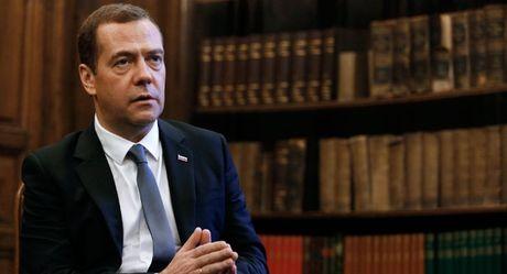 Thu tuong Medvedev: Tac dong vao bau cu tai My la dieu khong the thuc hien duoc - Anh 1