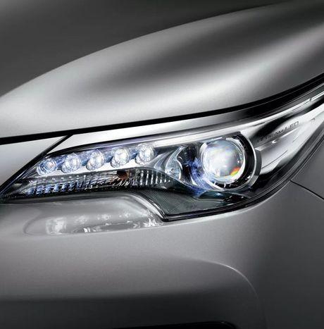 Toyota Fortuner xuat Dubai duoc trang bi dong co la - Anh 3