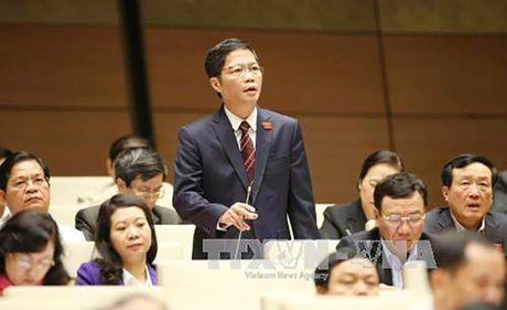 Bo truong Bo Cong thuong giai trinh ve 5 du an nghin ty thua lo - Anh 1