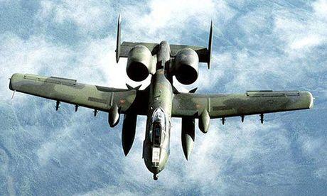 Cuong kich A-10 My danh roi bom, ten lua khi dien tap - Anh 1